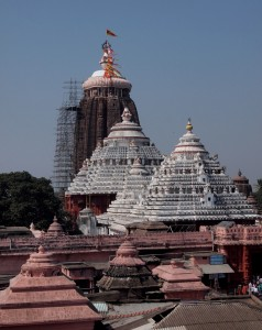 Shri Jagannath temple in Puri