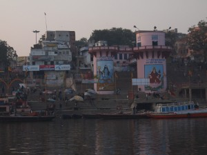 Telenor advertisement in Varanasi