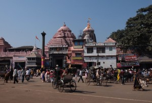 The temple for Hindus