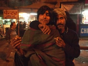 Old Delhi Night