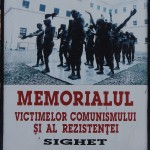 Plakat for museum i Sighetu